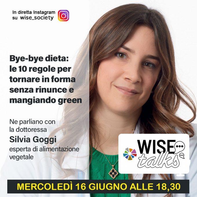 Silvia Goggi Wise Talks