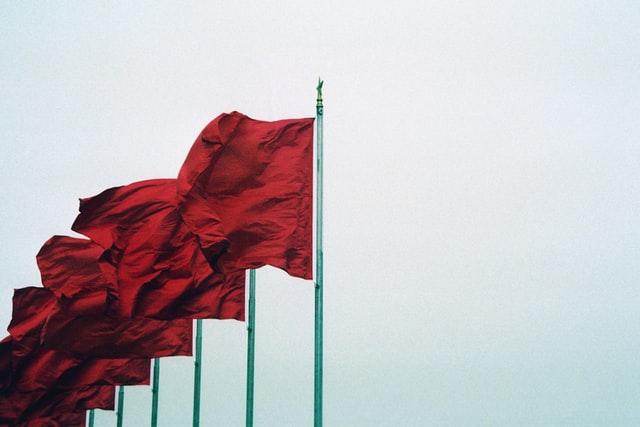 Bandiere cinesi