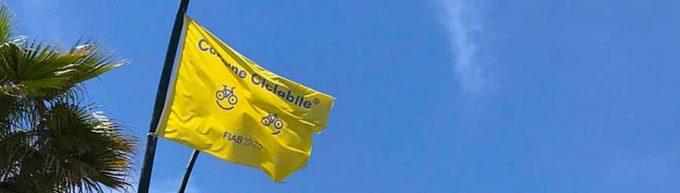Bandiera comuniciclabili