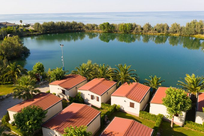 Camp village lake placid