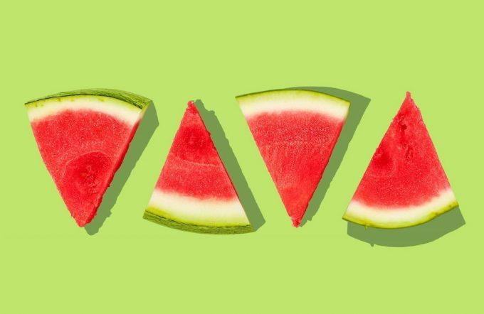 Frutta e verdura di luglio: anguria