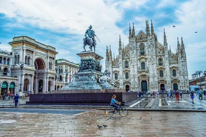 Milano e comuniciclabili