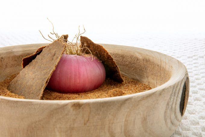 Piatto Cipolla Alla Parmigiana