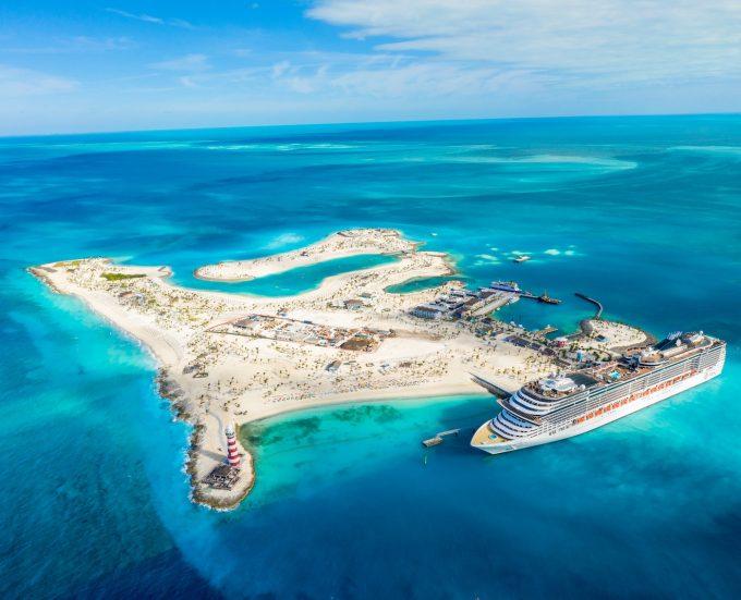 Ocean CayMSCmarine riserve