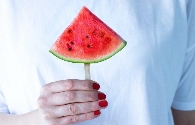 Frutta di agosto: anguria