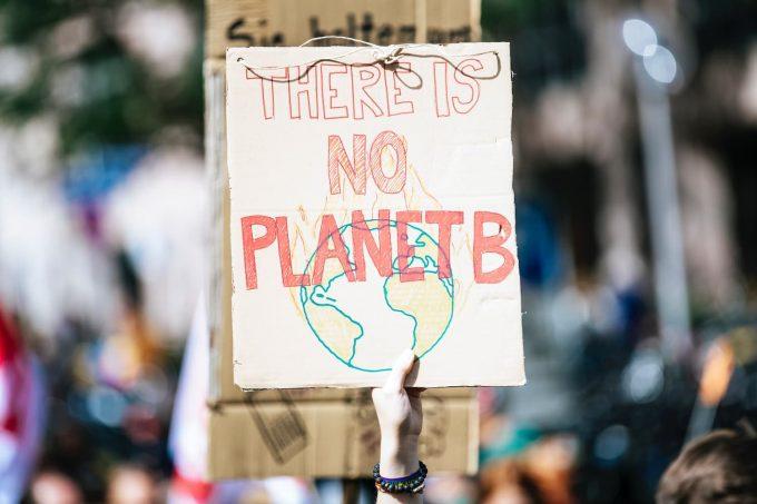 manifestazione per climate change