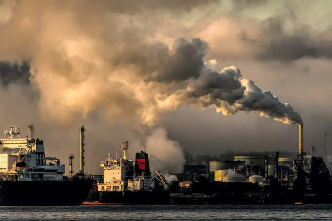 industria e gas serra