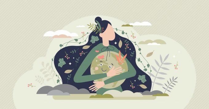 Tutela della biodiversità: un'illustrazione