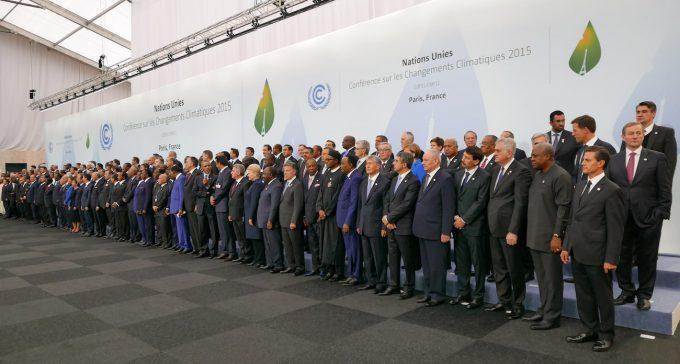 Cop 21 per il clima: i partecipanti