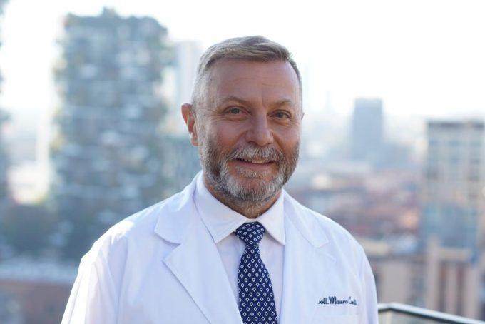 Il dottor Mauro Conti