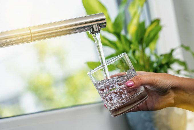 Acqua dal rubinetto