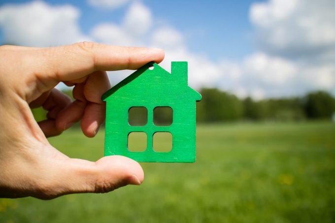 Idea di casa in bioedilizia
