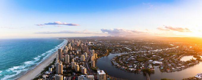 Innalzamento livello dei mari e città sulla costa