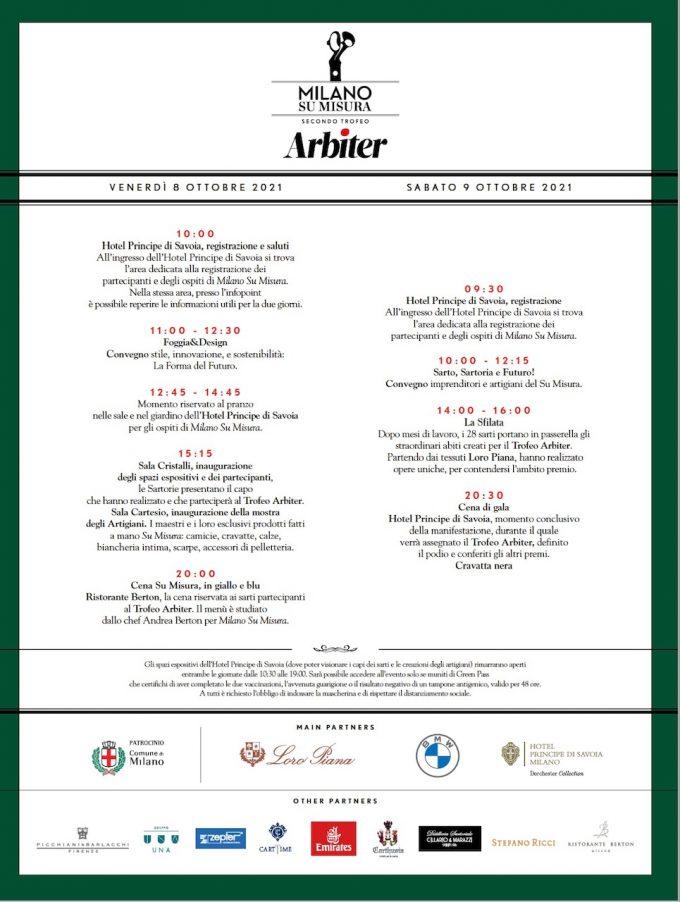 Programma Milano su Misura Arbiter